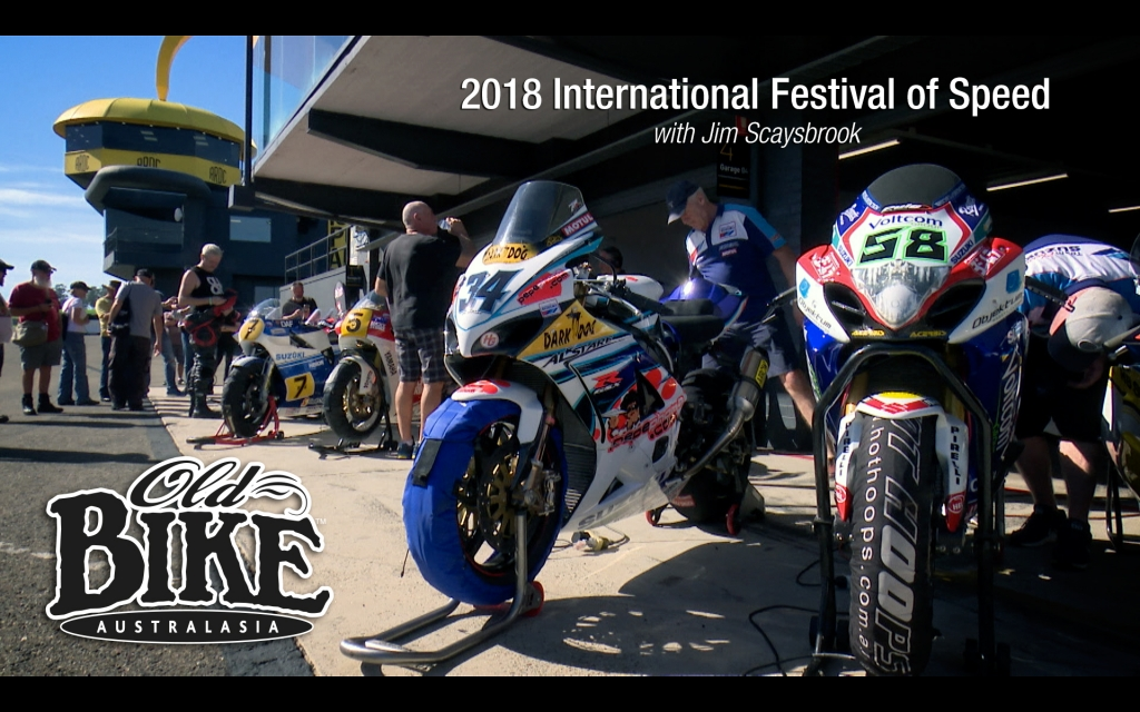 2018 International Festival of Speed