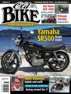 Old Bike Issue 73