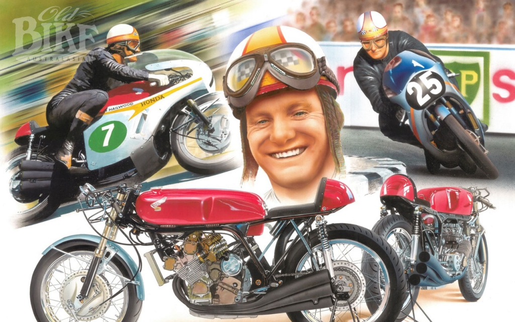 Alan Puckett and the Art of the Motorcycle