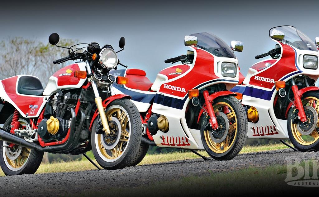 Honda CB1100R – A machine on a mission