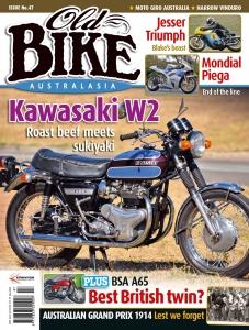 Kawasaki 650 W2 Ss Roast Or Sukiyaki Old Bike Australasia