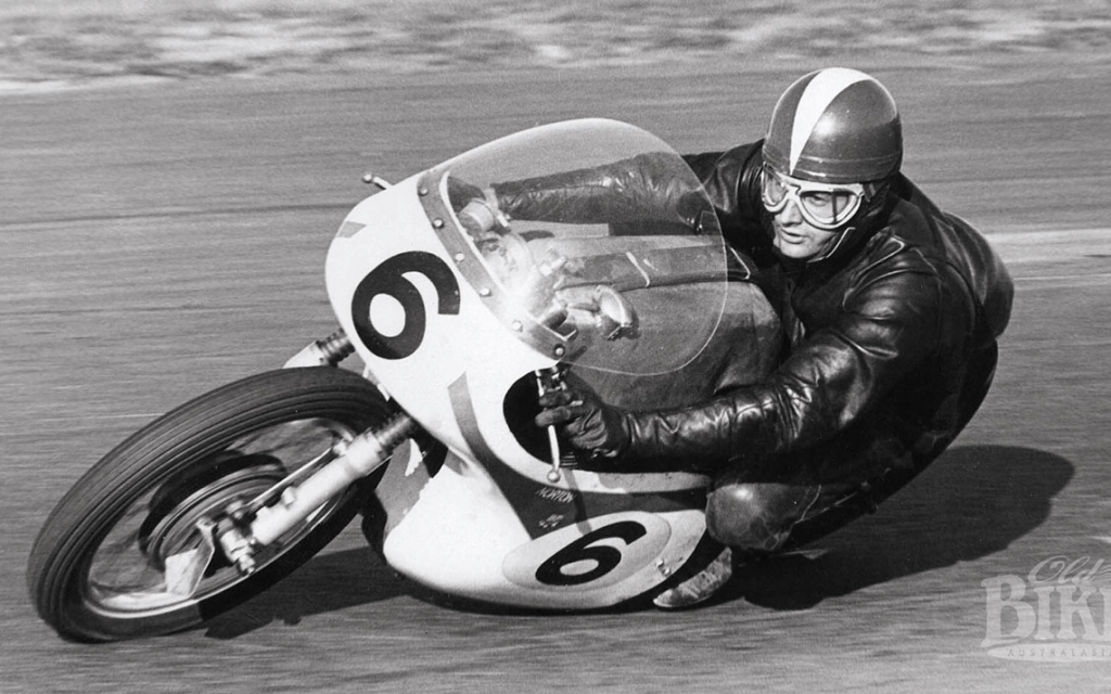 Kel Carruthers: The Complete Racer