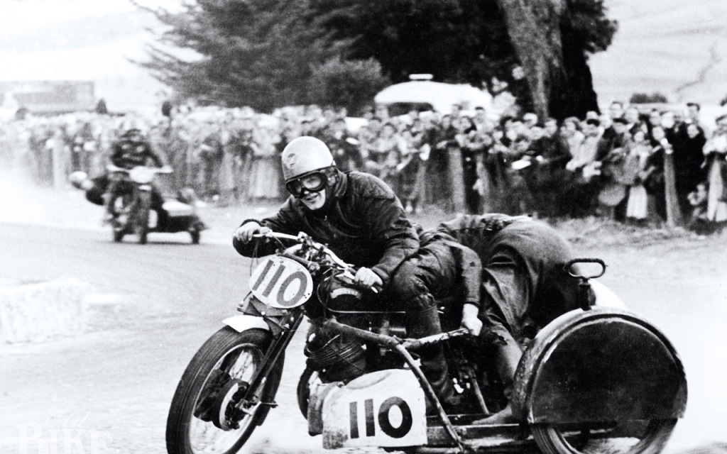 Bob Mitchell – Sidecar superstar