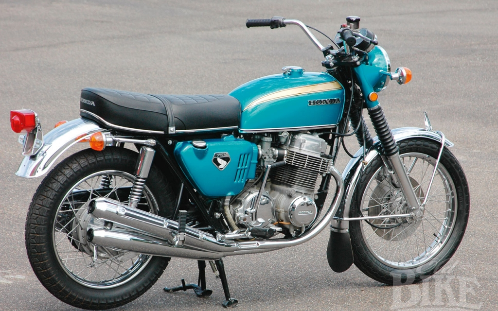 Honda CB750 Four – The People's Superbike