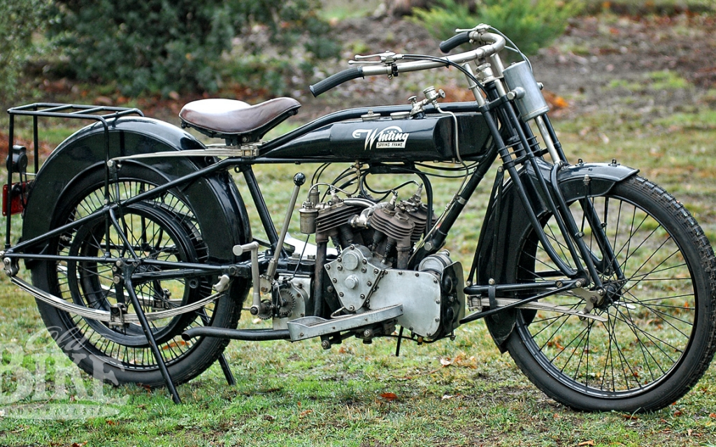 The Whiting – an Aussie V-4 from 1919!
