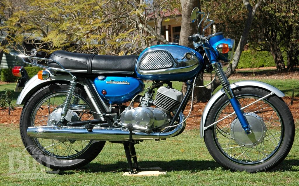 Suzuki T20 – Six speed sensation