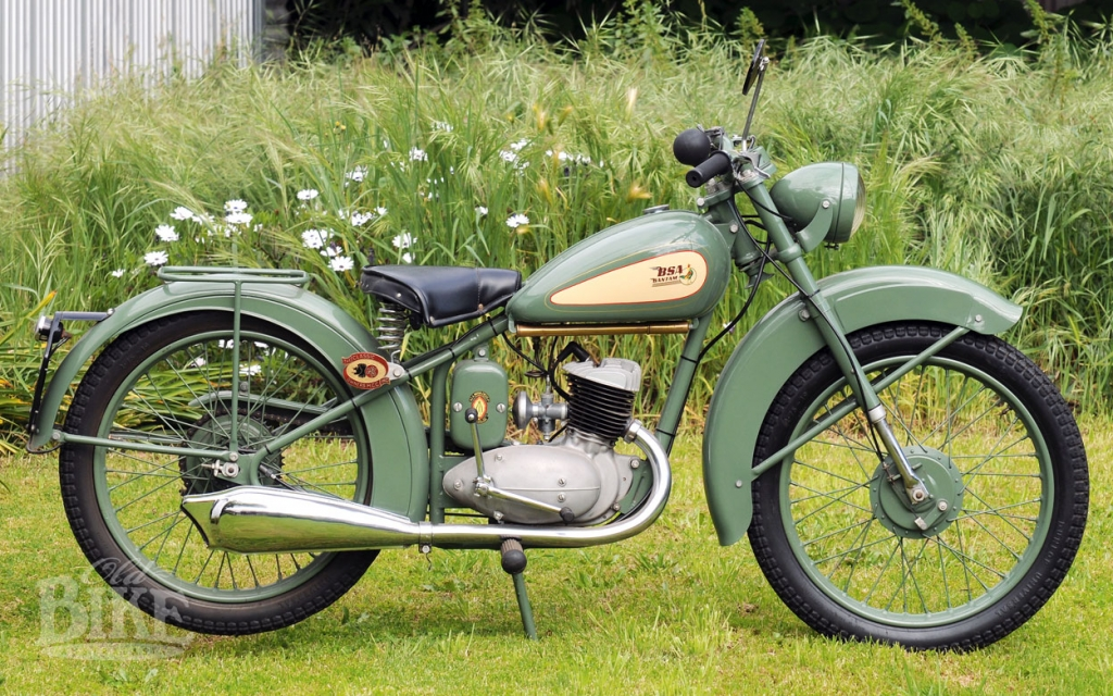 BSA Bantam – One clever little rooster
