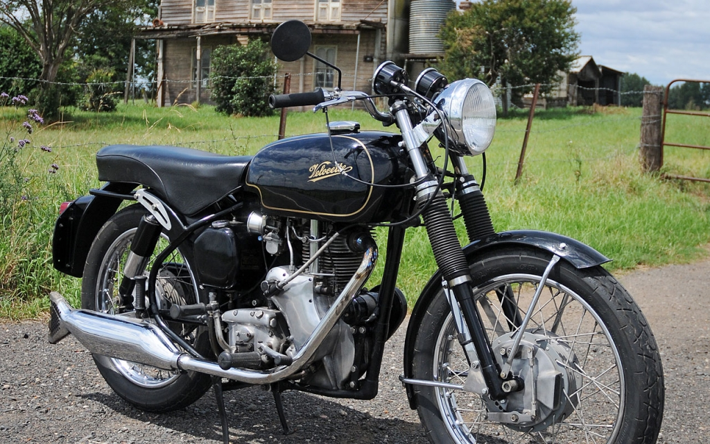 Velocette Sportsman: Sent to the colonies