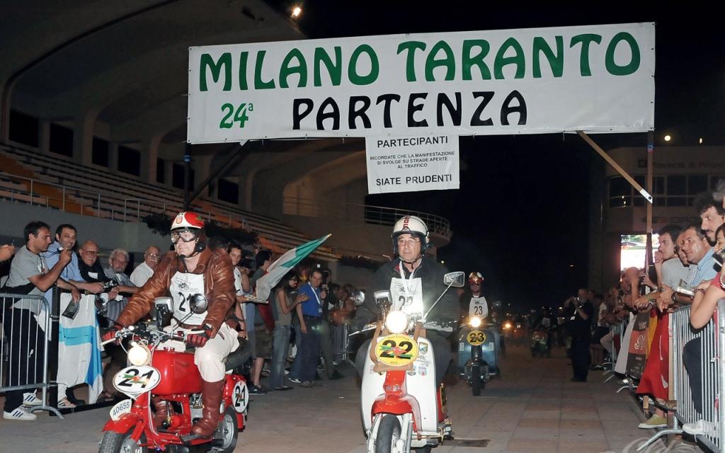 Milano Taranto: Team Australia rides again