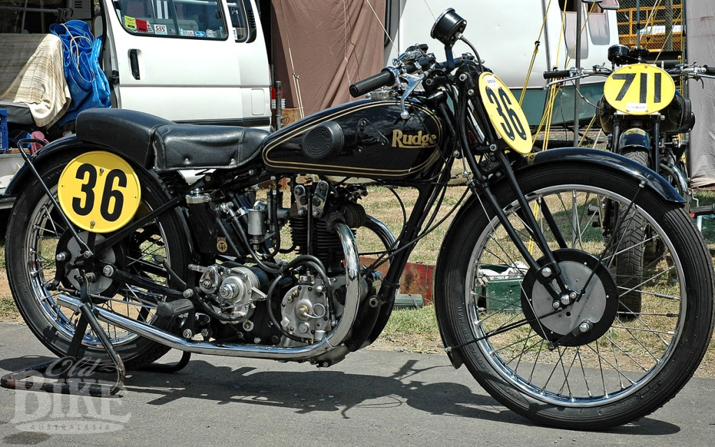1932 500cc Rudge works model – Something very special