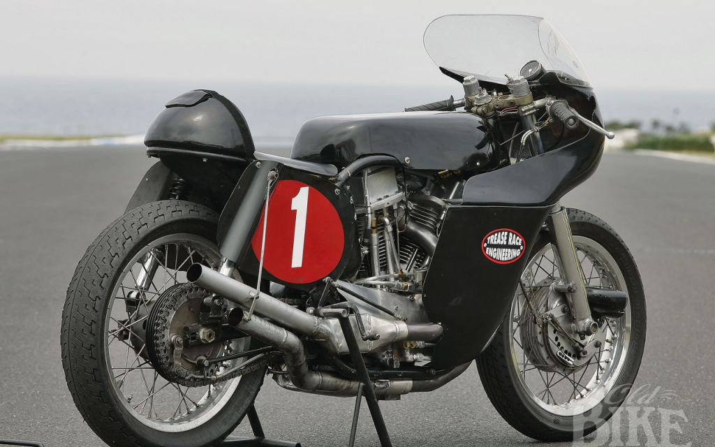 Trease Harley 1300: Down-under, down home Special