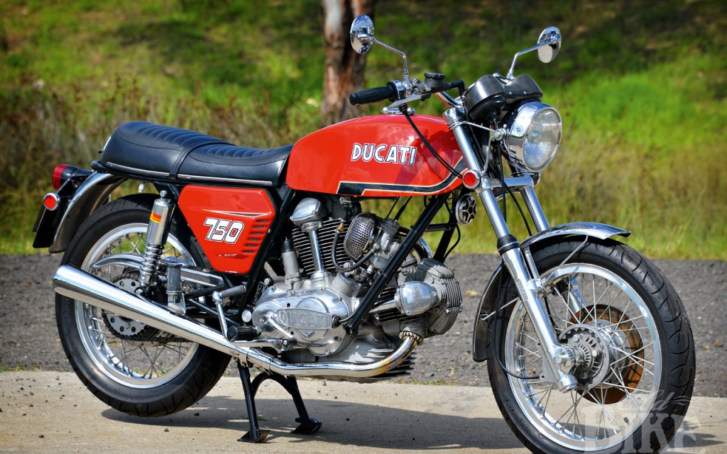 1972 Ducati 750 GT: Another beauty from Bologna