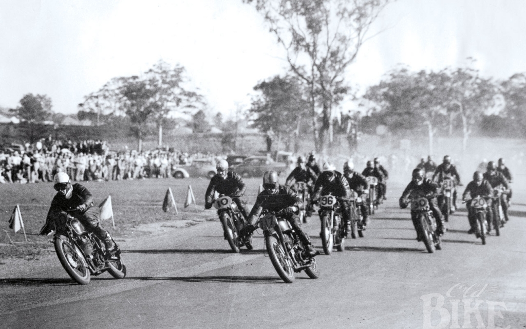 Tracks in Time: Parramatta Park – The circuit in the city
