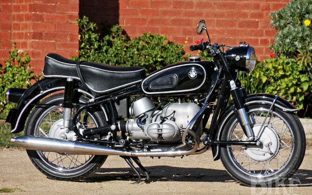 BMW R69S – The ultimate flat twin?