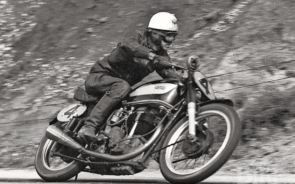 Harry Hinton: A Racing Life