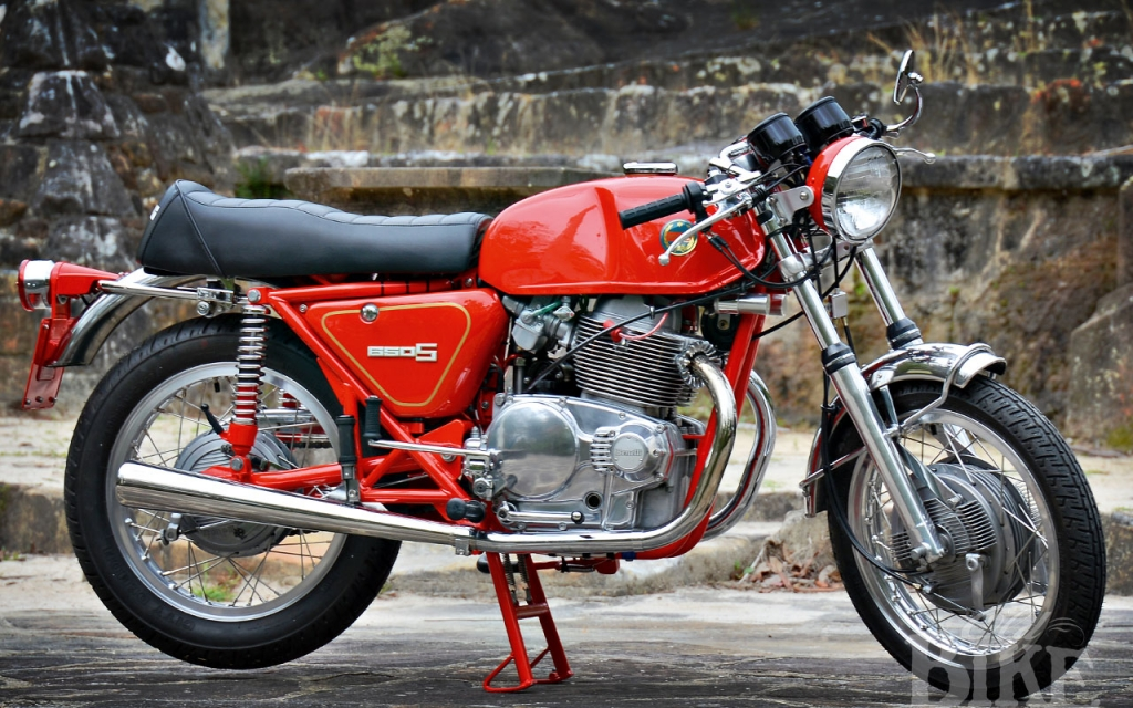 1971 Benelli 650S: From Pesaro with love
