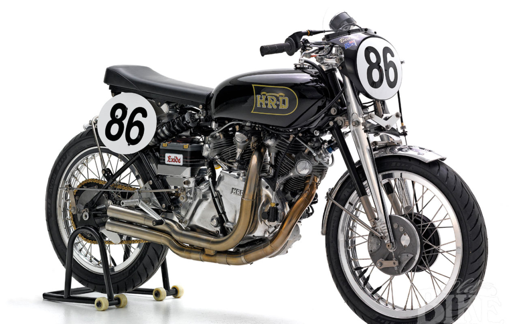 Goodwood Vincent – The bike that ate Goodwood