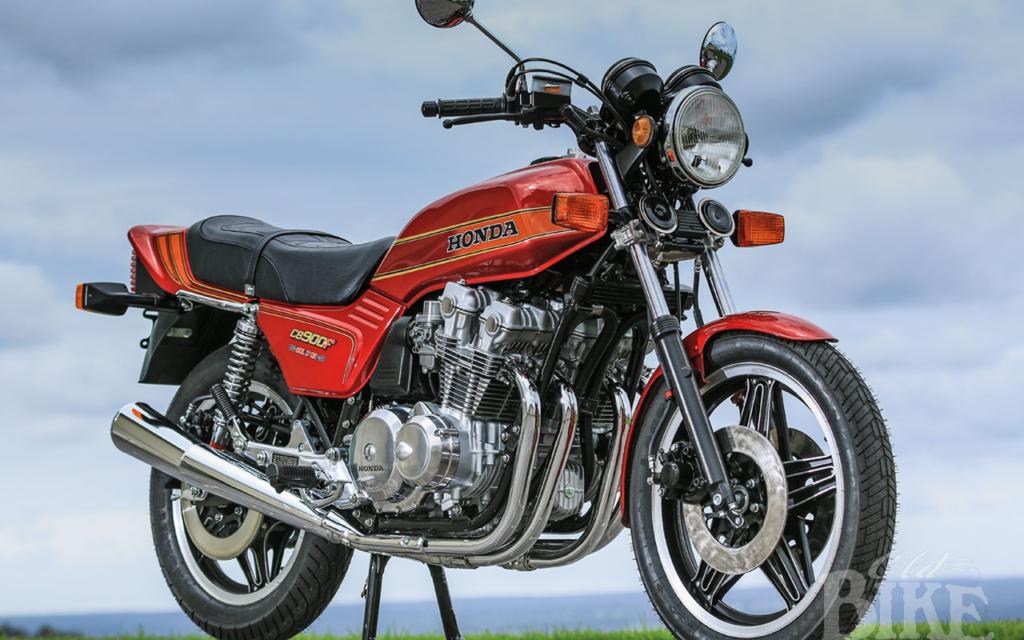 Honda CB900F: Twin cam classic